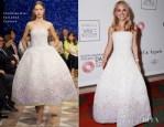 Natalie Portman In Christian Dior - Van Cleef & Arpels Dinner for LA Dance Project
