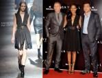 Naomie Harris In Lanvin - 'Skyfall' Madrid Premiere