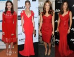 Red Carpet Trend: Red Dresses