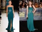 Dakota Fanning In Elie Saab Couture - 'The Twilight Saga: Breaking Dawn - Part 2' LA Premiere