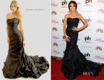 Giuliana Rancic In Winnie Couture & Ines Di Santo - 2012 Miss Universe Pageant