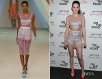 Kristen Stewart In Erdem - 'On The Road' New York Premiere