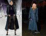 Poppy Delevingne In Chanel - Chanel: Metiers d'Art Pre-Fall 2013 Fashion Show