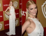 Jaime King In Emilio Pucci - Warner Bros. and InStyle Golden Globe Awards After Party
