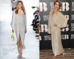 Rita Ora In Diane von Furstenberg - BRIT Awards Nominations Announcement