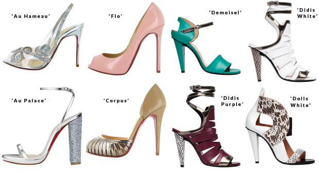 Shoes for the Oscars