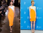Emma Stone In Stella McCartney - 'The Croods' Berlin Film Festival Photocall