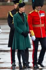 Catherine, Duchess of Cambridge in Emilia Wickstead