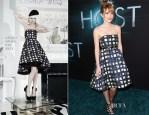 Bella Thorne In Alice + Olivia - 'The Host' LA Premiere