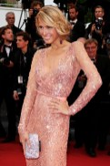 Petra Nemcova in Elie Saab Couture and Chopard jewels