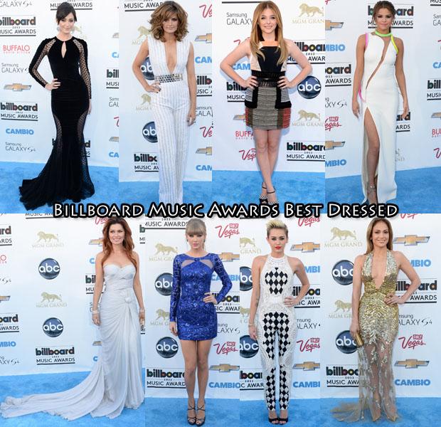 Billboard Music Awards Best Dressed