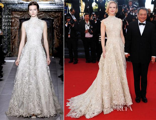 Nicole Kidman In Valentino Couture - 'Nebraska' Cannes Film Festival Premiere