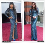 Who Wore Roberto Cavalli Better...Jennifer Hudson or Aishwarya Rai