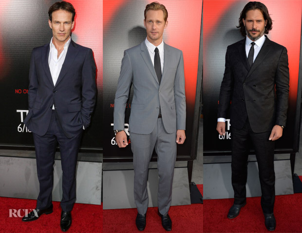 HBO's 'True Blood' Season 6 Premiere Menswear Round Up