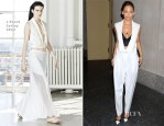 Nicole Richie In J Brand & Alexander Wang - The Today Show