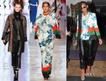 Solange Knowles In Etro - Out In Dublin
