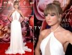 Taylor Swift In Emilio Pucci - 2013 Fragrance Foundation Awards