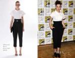 Hailee Steinfeld In Michael Kors - 'Ender's Game' Comic-Con Press Line