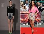 Nicole Scherzinger In Emma Cook - 'X Factor' London Auditions