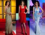 Nieves Alvarez Celebrates One Year of Solo Moda In Zuhair Murad & Oscar de la Renta