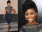 Teyonah Parris In The Hellers - AMC Celebrates The Final Episodes Of 'Breaking Bad'