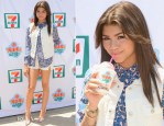 Zendaya Coleman In Marc by Marc Jacobs - 7-Eleven's 86th Birthday Party