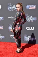 Holland Roden in Ted Baker