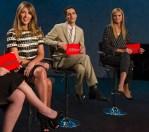 Nina Garcia In Burberry Prorsum – Project Runway Season 12 Episode 3
