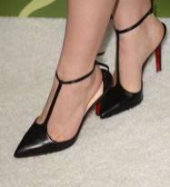 Kiernan Shipka's Christian Louboutin heels