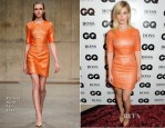 Alice Eve In Richard Nicoll - GQ Men Of The Year Awards