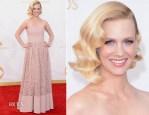 January Jones In Givenchy - 2013 Emmy Awards