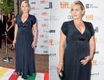 Kate Winslet In Jenny Packham - 'Labor Day' Toronto Film Festival Premiere