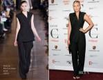 Maria Sharapova In Stella McCartney - 'Mademoiselle C' New York Premiere
