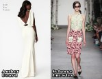 NYFW Spring 2014 Red Carpet Wish List