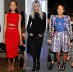Spring 2014 New York Fashion Week Front Row – Day 2