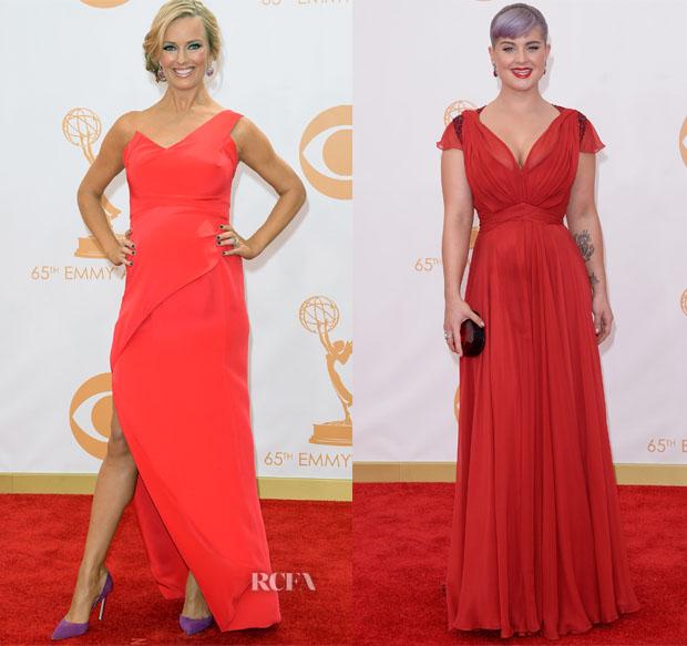 TV Correspondents @ The 2013 Emmy Awards 3