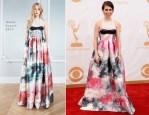 Zosia Mamet In Honor - 2013 Emmy Awards