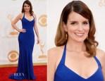 Tina Fey In Narciso Rodriguez – 2013 Emmy Awards