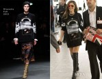 Cheryl Cole In Givenchy - London Heathrow Airport