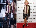 Rita Ora In Fendi & John Galliano - iHeartRadio LIVE