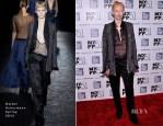 Tilda Swinton In Haider Ackermann - 'Only Lovers Left Alive' New York Film Festival Premiere