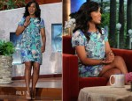 Kerry Washington In Shoshanna - The Elle DeGeneres Show