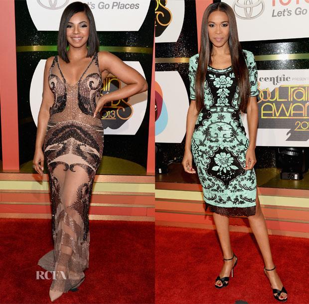 Soul Train Awards 2013 Red Carpet Roundup 2