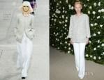 Tilda Swinton In Chanel -  MoMA Benefit: A Tribute to Tilda Swinton