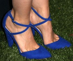 Kristen Bell's shoes