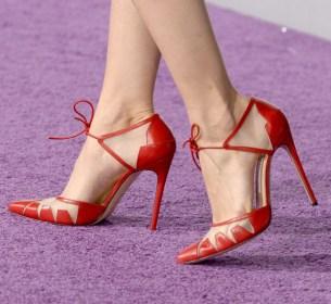 Debby Ryan's Bionda Castana shoes