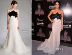 Angie Harmon In Angel Sanchez - 9th Annual UNICEF Snowflake Ball