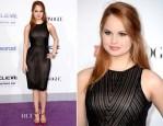 Debby Ryan In Rachel Gilbert - 'Justin Bieber's Believe' LA Premiere