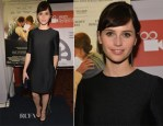 Felicity Jones In Christian Dior - 2013 Variety Screening Series: 'The Invisible Woman'