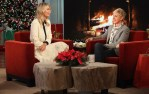 Maria Sharapova In Holmes & Yang - The Ellen DeGeneres Show